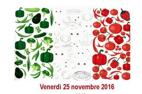 Cibo contro il cancro: la sfida mediterranea – 25 novembre 2016
