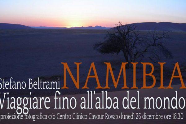 NAMIBIA – Viaggiare fino all'alba del mondo – 26 dicembre 2016